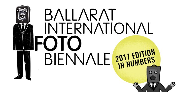 Ballarat International Foto Biennale 2017 - blog header
