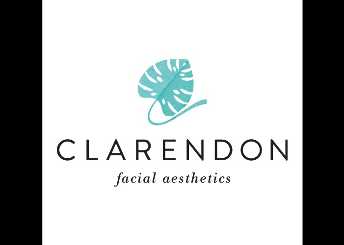 Clarendon Facial Aesthetics Logo Design