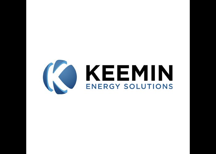 Keemin Energy Solutions Logo Design