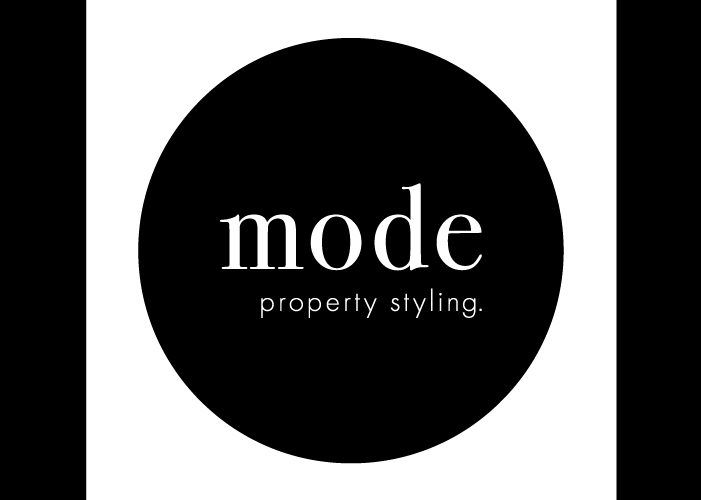 Mode Property Styling Logo Design