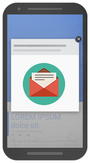 5 ways to increase your mailing list (without annoying pop